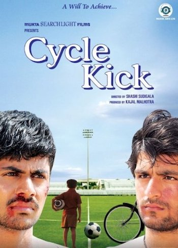 Cycle Kick 2011 Hindi Dubbed DVDRip 700MB