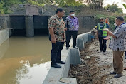 Dinas Bina Marga Sumber Daya Air Kabupaten Tangerang Normalisasi Sungai dan Bangun Saluran Air