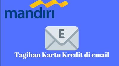 Cara Daftar ebilling kartu kredit bank mandiri