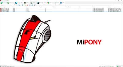 Gerenciador de Downloads MiPony Capa