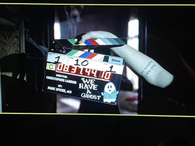 WE HAVE A GHOST, la nueva película de Christopher Landon para Netflix