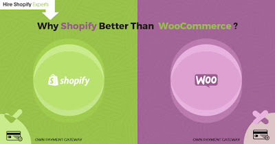 Why Shopify Better than wooCommerce