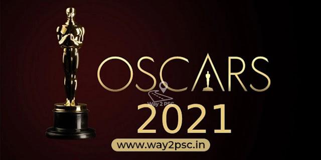 93rd Oscars Academy Awards ഓസ്കർ പുരസ്കാരങ്ങൾ 2021