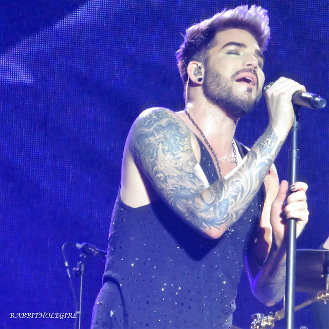 'American Idol' Star Adam Lambert Premieres Colorful 'Welcome To the Show' Video