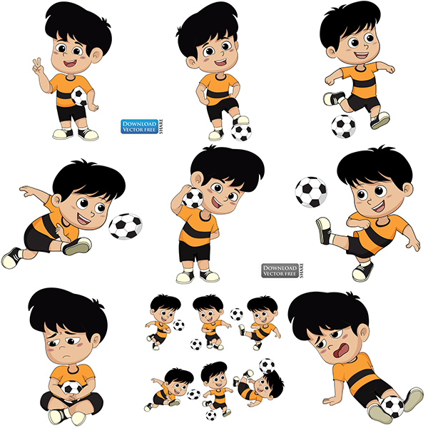 do-hoa-nhung-mau-nhan-vat-cau-thu-nhi-dang-da-bong-kid-soccer-vector-8788
