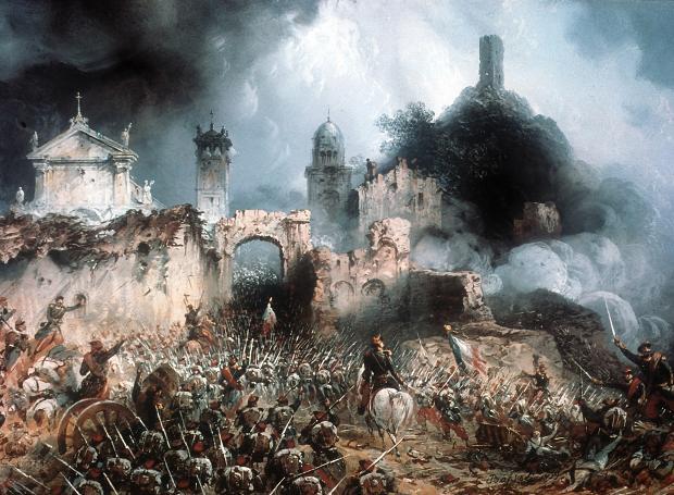Σαν Σήμερα: Η Μάχη του Σολοφερίνο. Η αφορμή για την δημιουργία του Ερυθρού Σταυρού