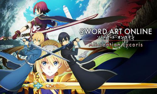 Download SWORD ART ONLINE Alicization Lycoris CODEX Free For PC