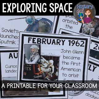https://www.teacherspayteachers.com/Product/Exploring-Space-Timeline-Printable-for-Classroom-1208148