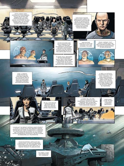 Optic Squad tome 2 Mission Los Angeles aux éditions Rue de Sèvres Page 18