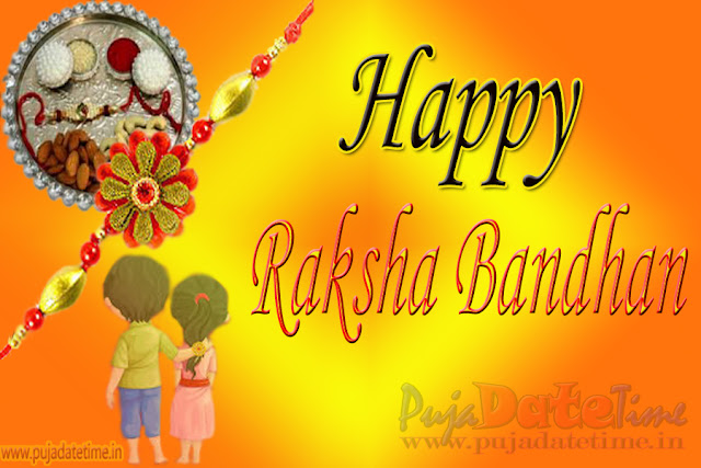 Latest Rakhi Bandhan  Wallpaper, Rakhi Purnima wishes