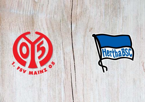 Mainz 05 vs Hertha BSC -Highlights 03 May 2021