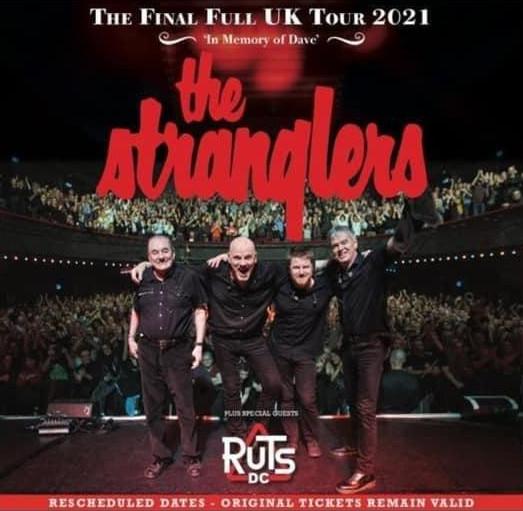 THE FINAL FULL UK TOUR 2021