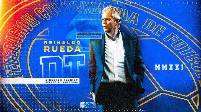 Se acabó la novela: El vallecaucano Reinaldo Rueda es el nuevo técnico de la Selección Colombia