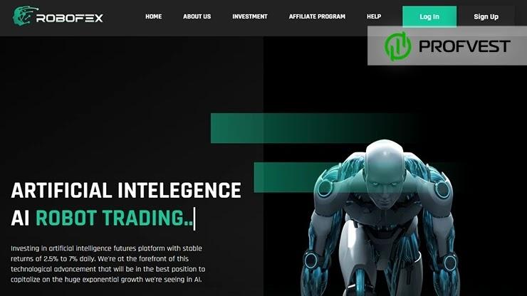 Robofex обзор и отзывы HYIP-проекта