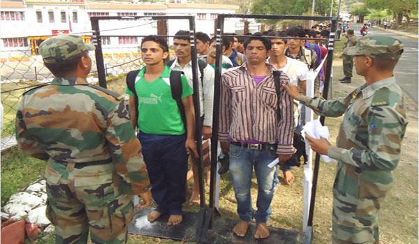 Madhepura Army Rally, Indian Army Rally, Open Bharti Rally