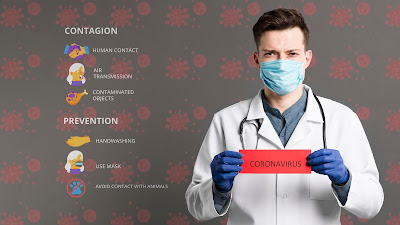 coronavirus spread prevention