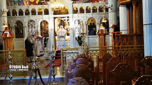 Θα λειτουργήσουν και στην Αργολίδα οι εκκλησίες χωρίς πιστούς την Μ. Εβδομάδα; (βίντεο)