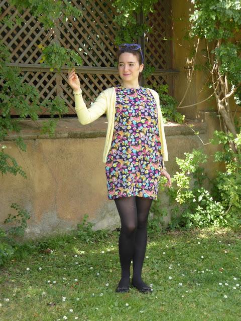 african print fans de ottobre diy sorteo cal joan vestido modistilla de pacotilla