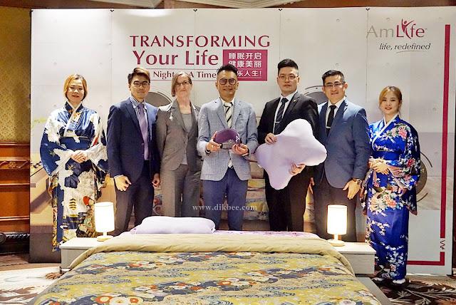 Sambutan Hari Tidur Sedunia 2020 Bersama AmLife
