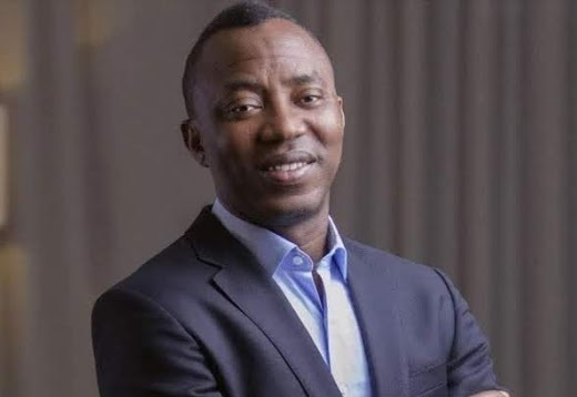 'Our Lawyers Spent 4 Hours Waiting To Receive Sowore' — Falana Tackles DSS