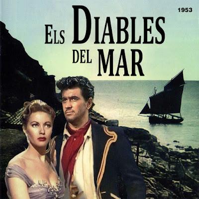 El diables del mar - [1953]