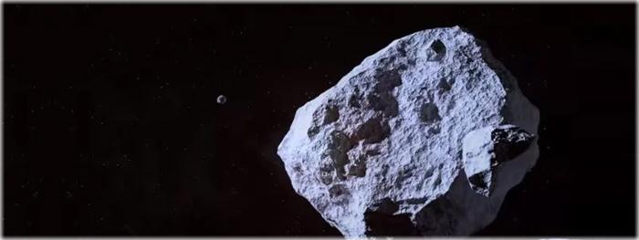 asteroide 2008 Kv2 em máxima aproximação com a Terra