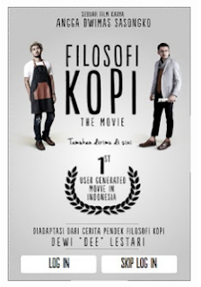 Download Film Filosofi Kopi (2016) HDrip Ganool Movie