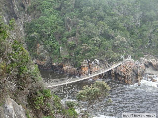 Tsitsikamma National Park, Rota Jardim, África do Sul