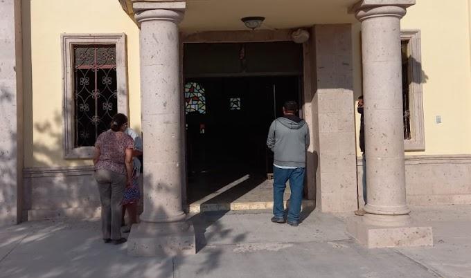 ¡SACRILEGIO!: El robo a parroquia de El Centenario