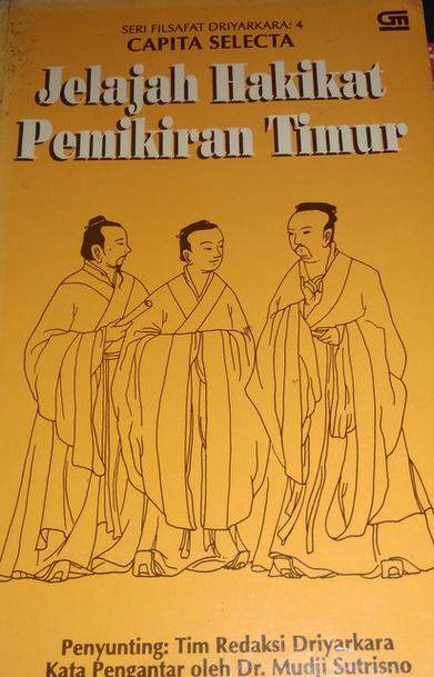 Jelajah Hakikat Pemikiran Timur (Episode pembukaan)