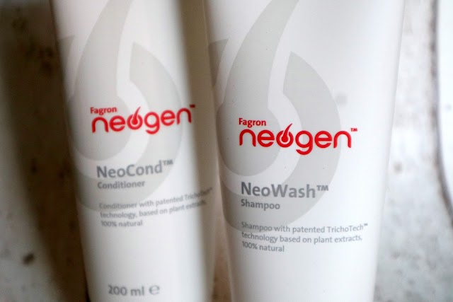 Trying All Natural Haircare - First Impressions Of Neogen Shampoo & Conditioner*