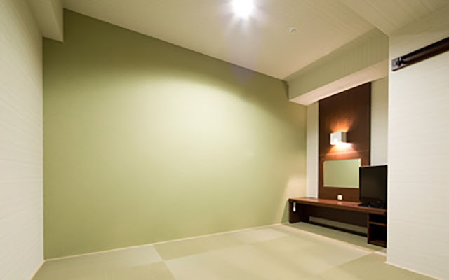 格林瑞奇酒店京都站南 Green Rich Hotel Kyoto Station South - 日式客房