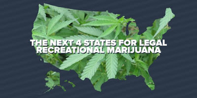 Entertainment: Which State Will Legalize Marijuana Next