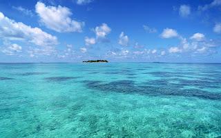 Klein eilandje