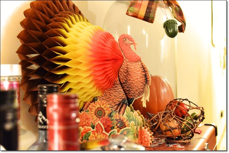 Thanksgiving Decorating, Party Decorations