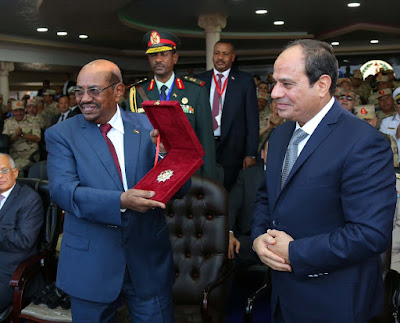 El-Bashir and Sisi
