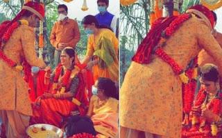 Nikhil Siddharth Family Wife Parents children's Marriage Photos
