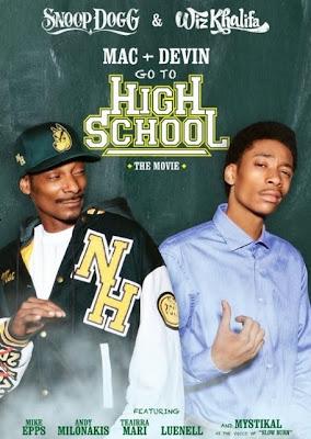 Mac & Devin Go to High School – AVI Dual Áudio + RMVB Dublado