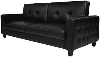 Buy Cheap Sofas Black Leather Sofa