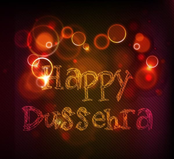 Dussehra festival - happy Dussehra wishes images - free download