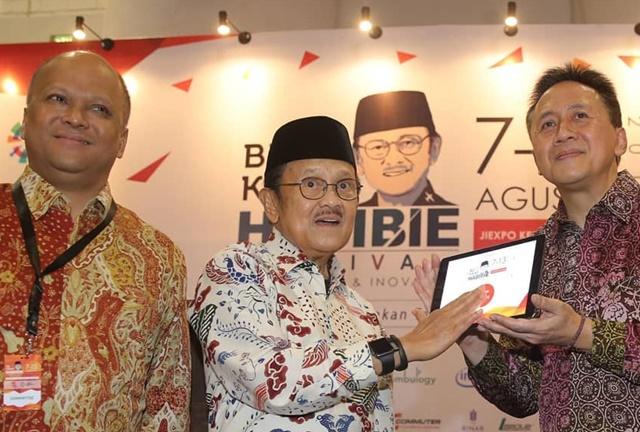 Profil Ilham Akbar Habibie - IGlsfuii2019
