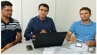 Olivânio anuncia pagamento de dezembro, garante pagamento de incentivo financeiro aos ACS's e ACE's de Picuí