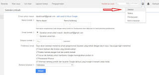 Cara upgrade adsense hosted ke non hosted