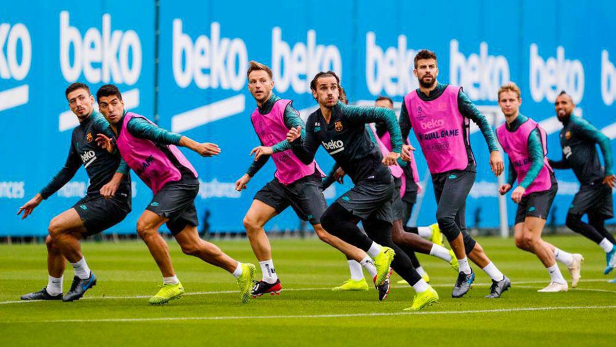 نتيجة مباراة برشلونة وسلافيا براغ بتاريخ 23-10-2019 دوري أبطال أوروبا