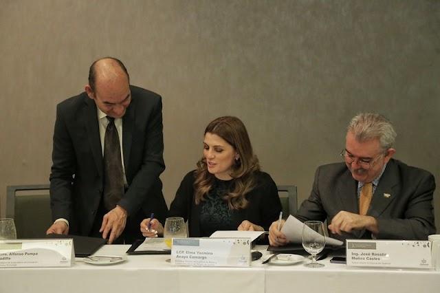 Firman acuerdo SICYT y Sonora para atraer estudiantes talentosos a Jalisco