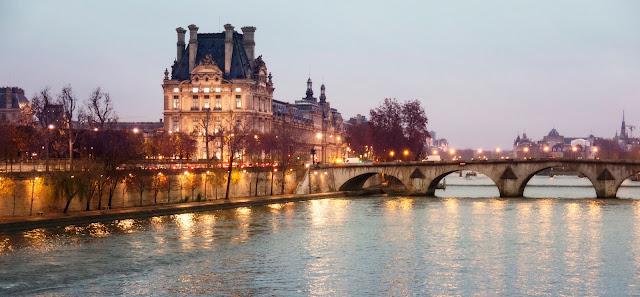 Beautiful Paris, Galia Alena