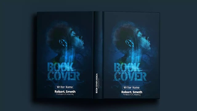 How to Design a Creative Book Cover Art | Adobe Photoshop Cc