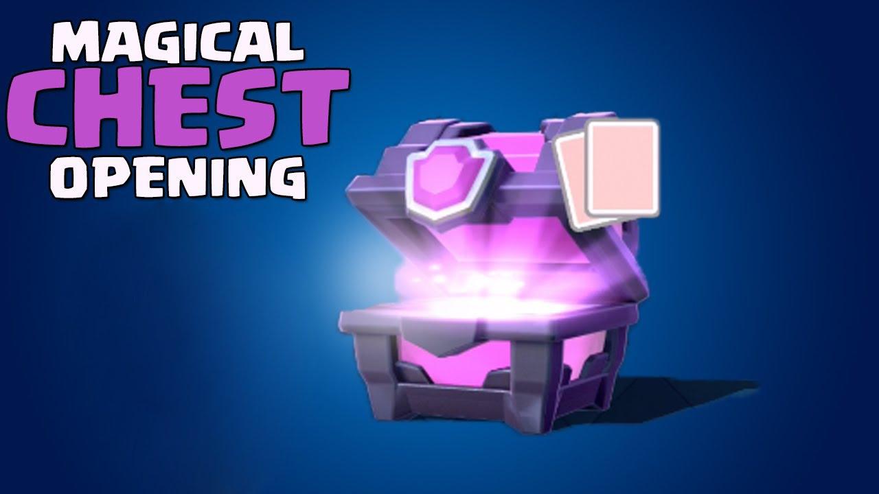 Cara Mendapatkan Super Magical Chest Di Clash Royale Arena 3