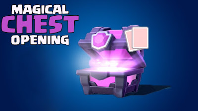 Cara Mendapat Magical Chest Clash Royale