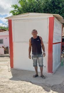 Em Serra da Raiz, Prefeitura manda proprietário demolir o próprio fiteiro; Caso revolta população